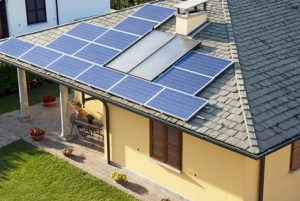 Solar power systems for the home
